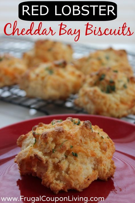 Copy-Cat Recipe for Red Lobster Cheddar Bay Biscuits on Frugal Coupon Living #recipe #copycat #redlobster http://www.frugalcouponliving.com/2014/01/26/red-lobster-copycat-cheddar-bay-biscuits-recipe-simple-easy/