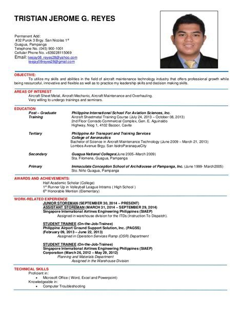 Resume Sample For Civil Engineering Students Civil Engineer Resume Cv Resume Sample Resume