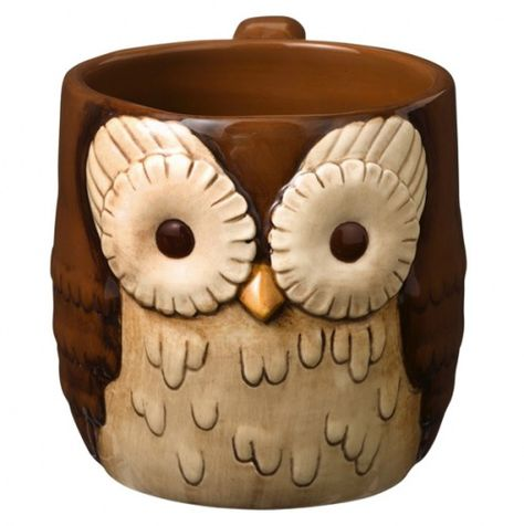 Owl Mug want this :-)