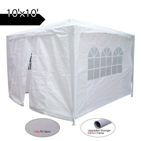 Limited Time Qty Sale Quictent 10 X10 Heavy Duty Outdoor Gazebo Canopy Party Wedding Tent Pavilion 2 Wind Outdoor Canopy Gazebo Canopy Outdoor Gazebo Canopy