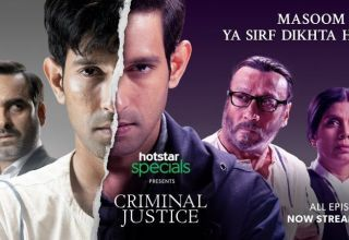 Criminal Justice Season 1 2019 Hindi 720p Watch or download
