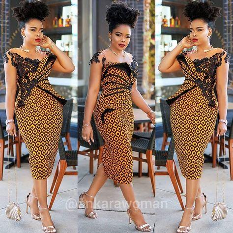 Enchanting Ankara Styles for Ladies - Vincisjournal