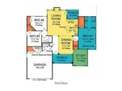 Ranch Floor Plans Delagrange Homes Fort Wayne Builder My