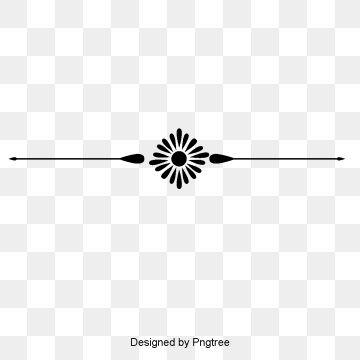 Black Line Design Png Lineas Decorativas Imagenes Png Sin Fondo Decoraciones Para Trabajos