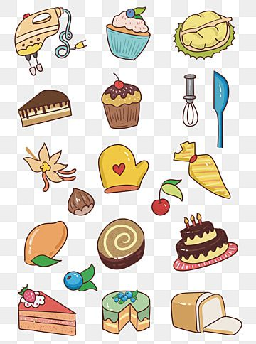 Holiday Cake Dessert Fruit Snack Baking Q Version Cute Sticker Dessert Clipart Festival Cake Png And Vector With Transparent Background For Free Download In 2021 Fruit Desserts Cake Machine Cake Desserts