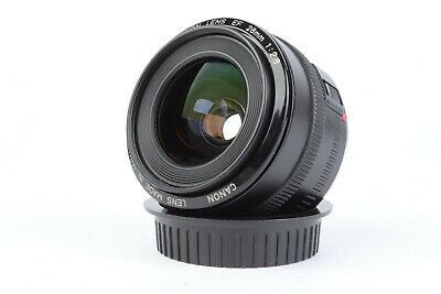 Canon Ef 28mm F 2 8 Wide Angle Prime Lens For Canon Eos Ef In 2020 Camera Lenses Canon Lens Prime Lens