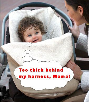 The Car Seat Lady Bundle Me Everyone Uses It In But Did You Know S Not Safe For Seats And Using Violates C