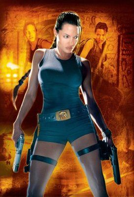 Lara Croft Tomb Raider Poster Id 638336 Tomb Raider Tomb Raider 2001 Lara Croft