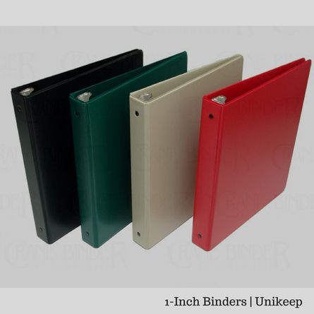 Take A Look At Unikeep S Quality 1inch Binders Efficient Store Your Materials Completely Enclosed Inside And Dust Free A Ring Binder Binder 3 Ring Binders