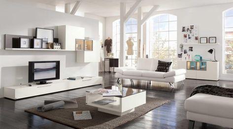 deko wohnzimmer regal wohnzimmer modern wohnzimmer moderne - Interior Design Wohnzimmer Modern