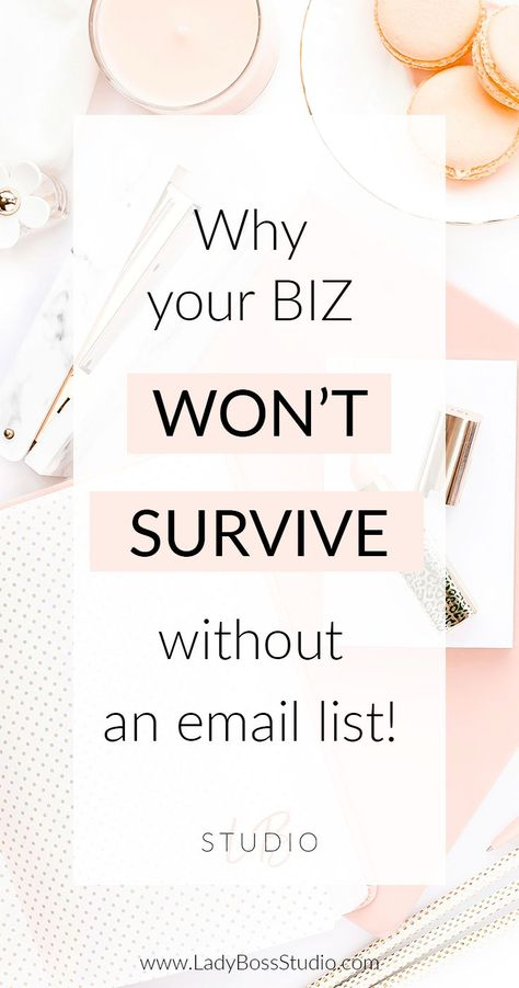 Why you need an email list for your online business