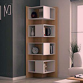 Wood Shelf Corner Living Rooms Corner Furniture Modern Home Interior Design Moder Living Room Shelves Living Room Design Decor Living Room Corner Furniture