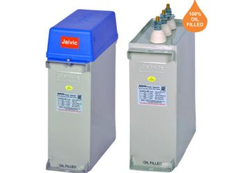 Oil Filed Capacitor Capacitors Save Power Electronics Components
