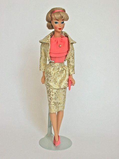 Ooak Reproduction Of The Rare Japanese Exclusive Vintage Barbie Midnight Pink