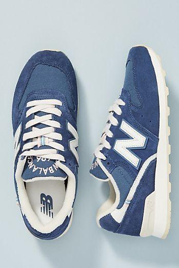 New Balance Navy 696 Sneakers | Tennis