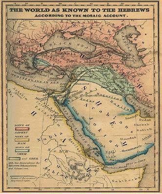 Image result for Ancient Hebrew Map | United kingdom of great ... on israel 700 bc, israel divided, israel home,