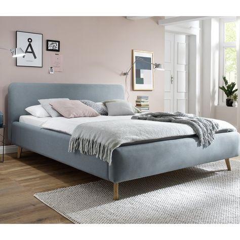 Polsterbett Mattis Schlafzimmer In 2019 Upholstered Beds Bed Und Furniture