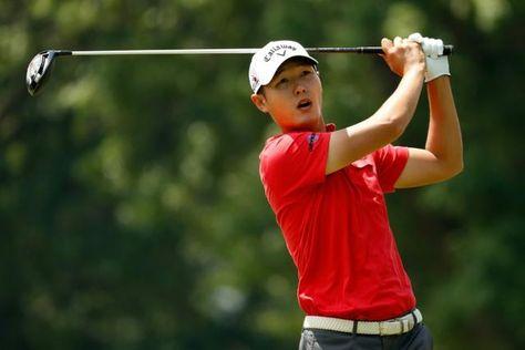 Le golfeur néo-zélandais Danny Lee lors du 2e tour du tournoi d'Akron (Ohio), le 1er juillet 2016 - Le golfeur néo-zélandais Danny Lee lors du 2e tour du tournoi d'Akron (Ohio), le 1er juillet 2016 - Getty/AFP/Archives Gregory Shamus