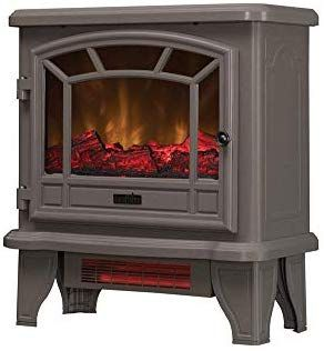 Duraflame Cinnamon Electric Fireplace Stove Dfi 550 38 Stove