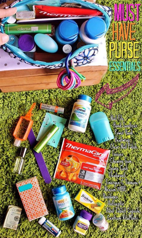 Must Purse Essentials + Life Hacks,  #Essentials #GeldbörseOrganisationdiy #Hacks #life #Purse