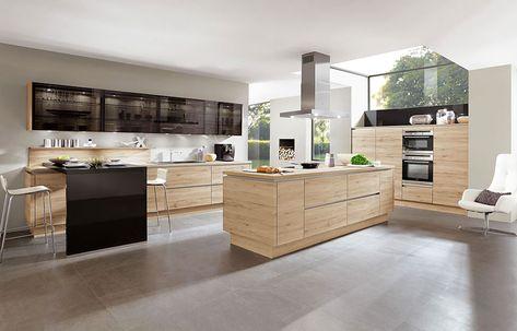 Catalogo 2017 Nobilia Cucine - Cucina in legno Kitchens - nobilia küchen qualität