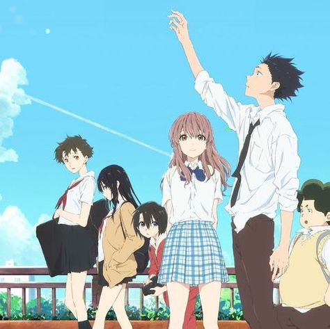 Sad Movies on Netflix - A Silent Voice Haikyuu, A Silence Voice, A Silent Voice Anime, Manhwa, The Garden Of Words, Unexpected Friendship, The Spectacular Now, The Lovely Bones, Sad Movies