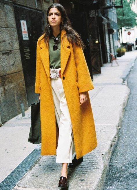 Mango: the perfect outfit from Leandra Medine - Mode -