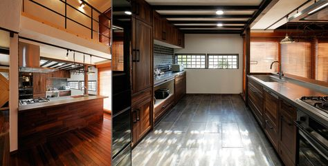 No 0476 築50年 木造の家 新しい家族が住み継ぐリノベーション