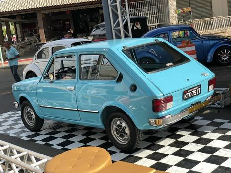 Fiat147 De Um Seguidor Da Pagina Garagem1970 Fiat