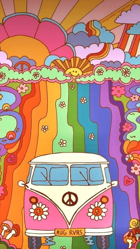 70s Aesthetic wallpaper