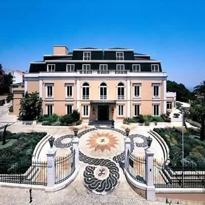 Hotel Olissippo Lapa Palace Is A Luxury Boutique In Lisbon Portugal Book On Splendia And Benefit From Exclusive Special
