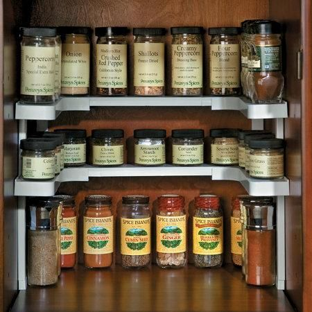 Adjustable Spice Rack Spice Storage Spice Rack Kitchen Spices