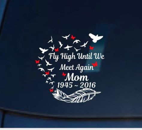 ONE (1) 7x7 Vinyl Decal, if you need more than 1 you can add more from the quantity drop down. Choose your color for the decal and for your butterflies from the drop down. White or light colors work best for tinted car windows. OTHER SIZES: 8X8