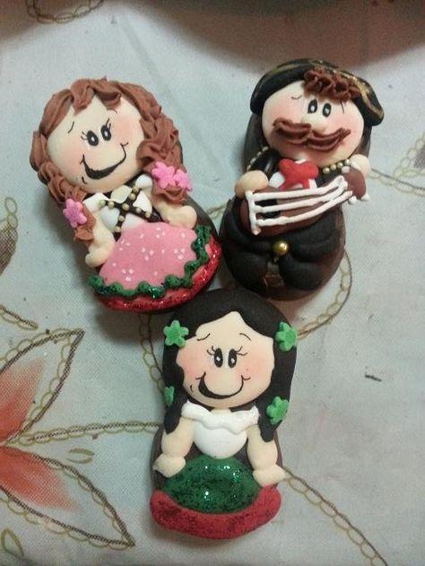 """patrios México creaciones de pic ibañez """"Perlitas Dulces"""""""