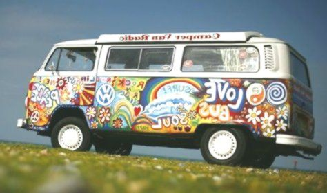 The surf and cool van or the love of the minibus #minibus