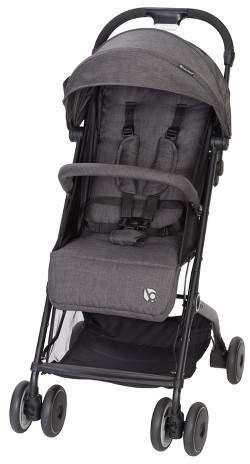 Baby Trend Jetaway Compact Stroller Ash