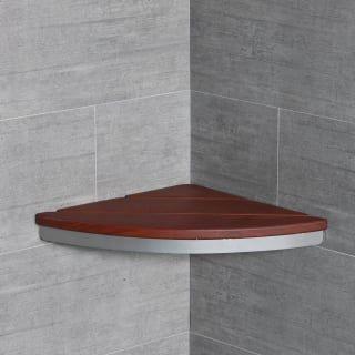 Thermasol Seat C Build Com Shower Seat Corner Wall Teak Shower Bench