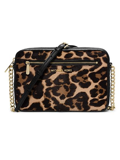 7b3a3e3c8b6f This is the perfect bag to transition from day to night. Michael Michael  Kors calf-hair cross body