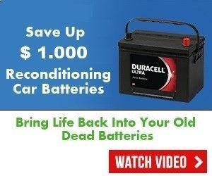 Battery Reconditioning Battery Reconditioning Battery Reconditioning Step By Step Guide That Teaches You How Dead Car Battery Car Batteries Dead Battery