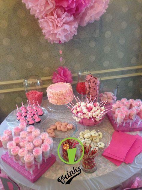 52 Best Ideas Baby Shower Desserts Girl Diy Sweet Tables In 2020