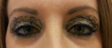 Camo eyes