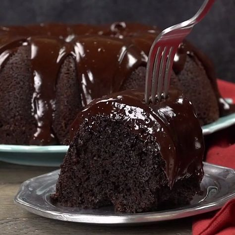 People are always shocked by the ingredients in this AMAZING cake... but Granny knew her stuff!
