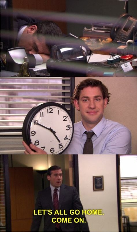 "The one where Michael falls asleep after eating a family-size chicken pot pie, so the office changes all the clocks to make Michael think it's 5 p. when he wakes up. 33 ""Office"" Cold Opens That Will Always Make You Pee Your Pants The Office Seasons, Office Jokes, Funny Office, The Office Show, Cold Open, Michael Scott, Memes Of The Day, Company Picnic, Movies"