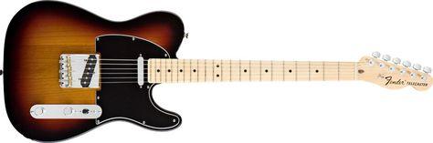 Fender Special Telecaster Sunburst Guitar Telecaster Fender Telecaster