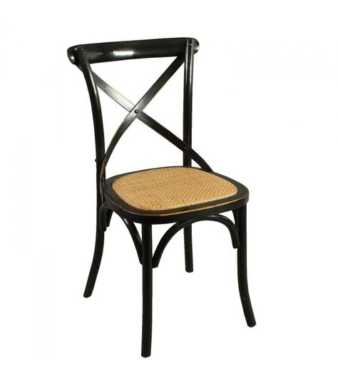 Chaise en Mat Barreaux en et Placage à Chêne 2019 Noir Bois xdCeroWB