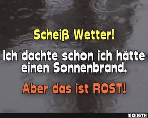 ... Wetter...