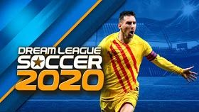 Dream League Soccer 2020 Amazing Lionel Messi Edition For Android Jeux De Football Equipe De Reve Messi