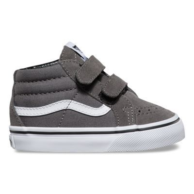 Toddler Canvas Suede SK8-Mid Reissue V  b9ac56d99