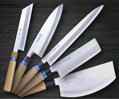 Sakai Takayuki Inox Japanese Style Knife Kitchen Knives Japanese Knife