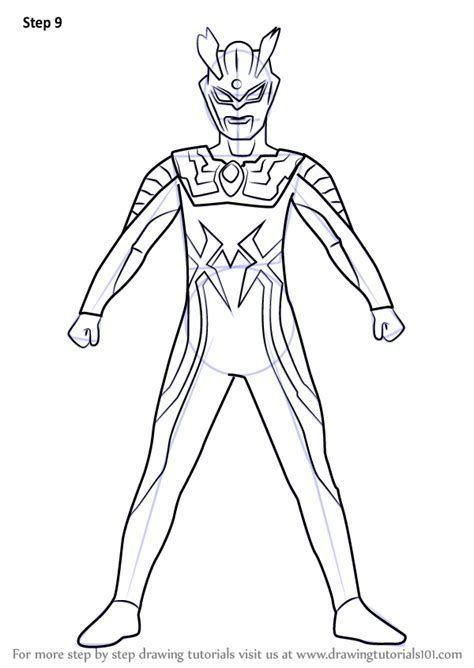 Ultramen Mewarnai : ultramen, mewarnai, Cartoon